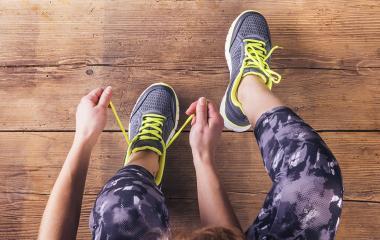 Herkkä vatsa ja liikunta