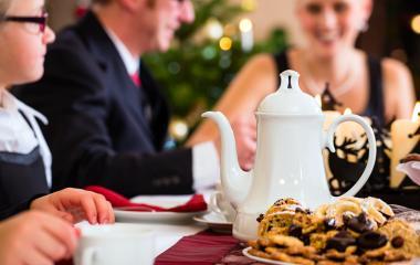 Herkkävatsaisen kannattaa helliä vatsaansa joulunakin